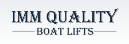 IMM quality boat lifts logo